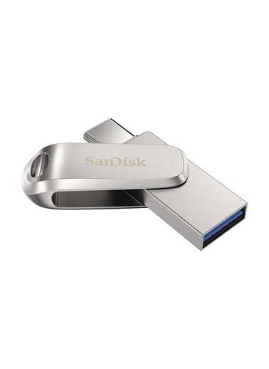 SanDisk SanDisk Ultra Dual Drive Luxe 64GB USB Type-C Usb Bellek SDDDC4-064G-G46Çift Taraflı Renkli